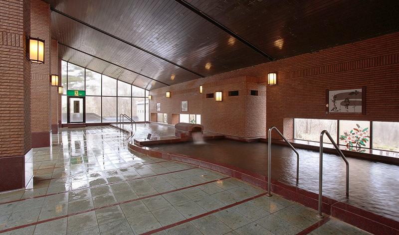 大浴場「緑水の湯」
