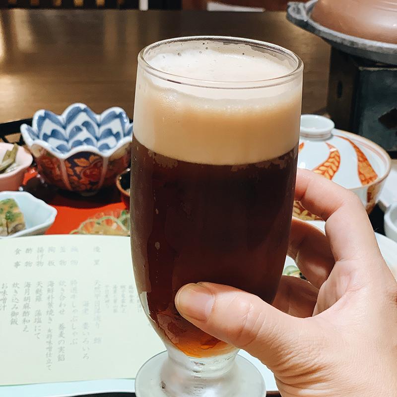 オリジナルビール かがり火