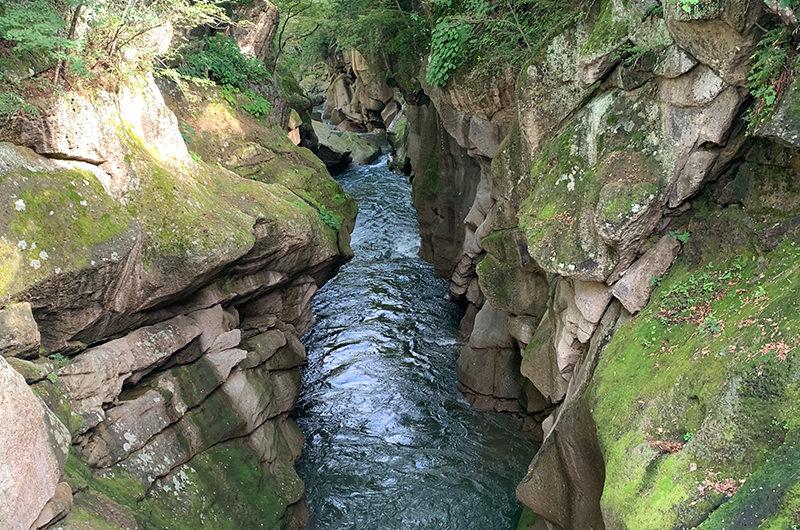 都内から2時間半の別天地。秋保温泉の自然とグルメと名湯に癒される