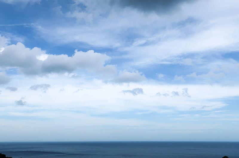 江之浦測候所からの風景