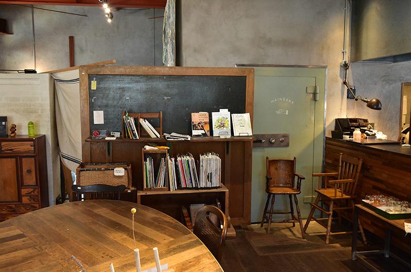 リビルディングセンタージャパン カフェ