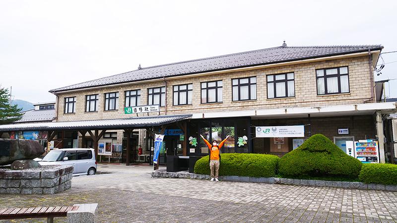 遠野駅駅舎