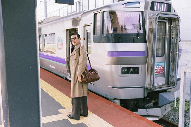 はこだてライナー 岩井ジョニ男