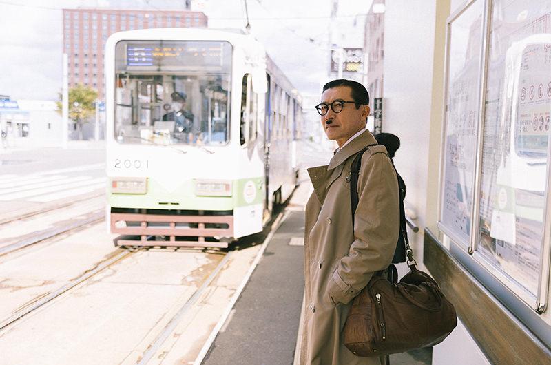函館市電 岩井ジョニ男