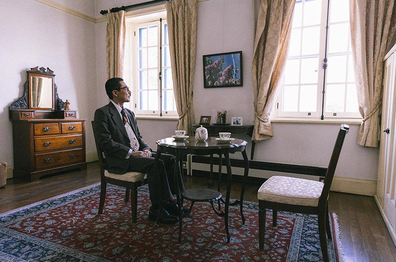 旧イギリス領事館 家族居室