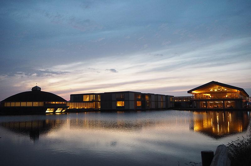 日本のウユニ塩湖!山形の「ショウナイホテル スイデンテラス」はワ―ケーションに最高