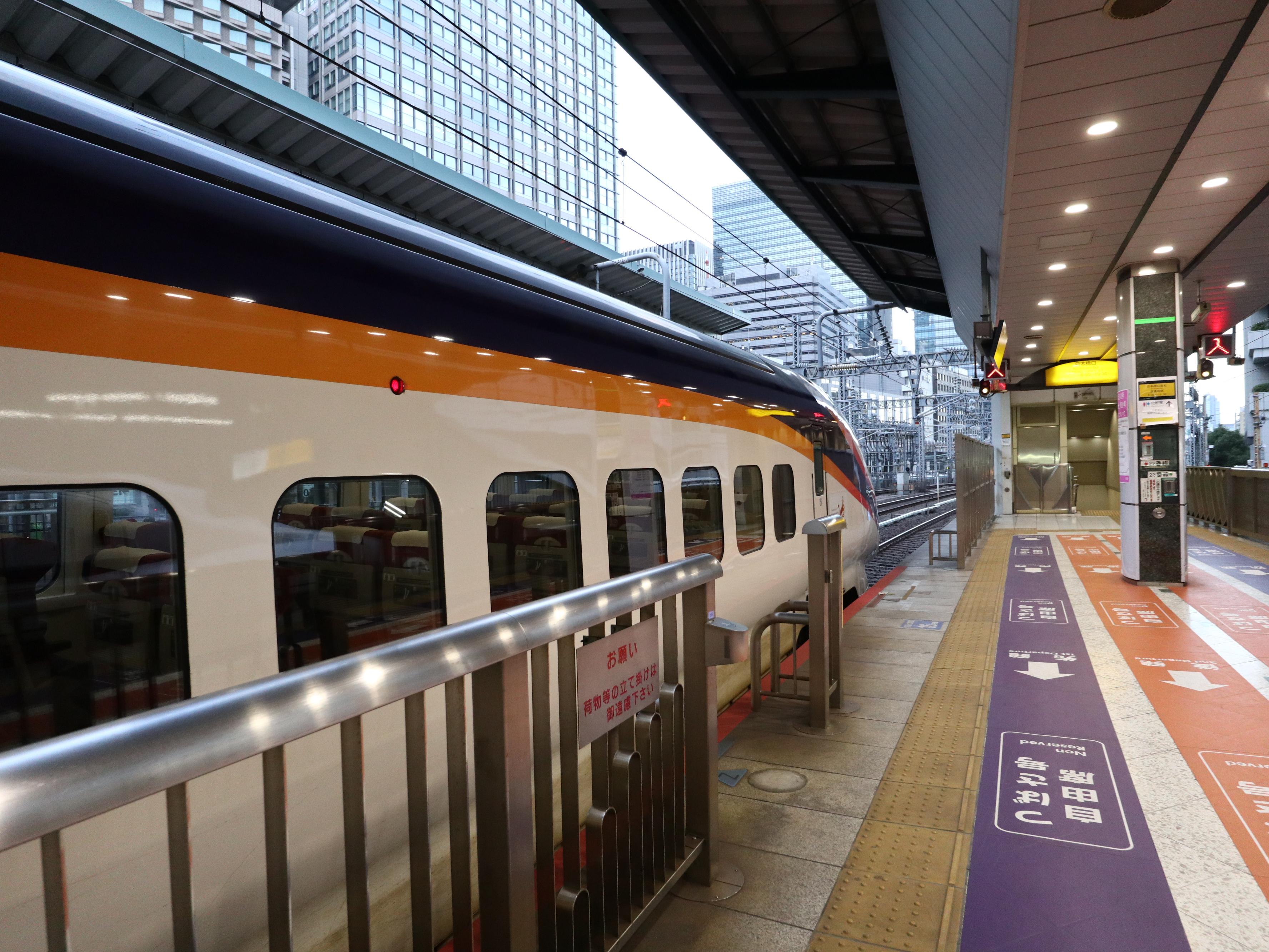 山形新幹線「つばさ」