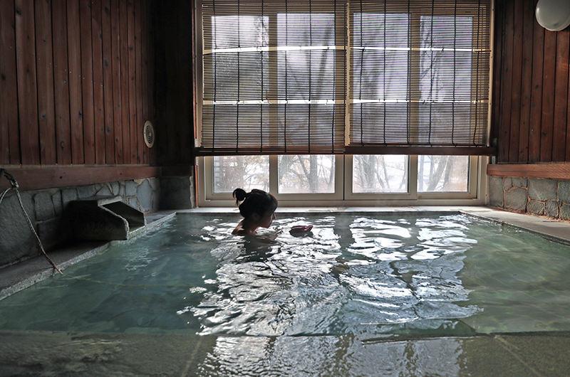 貸切風呂 北斗の寝湯