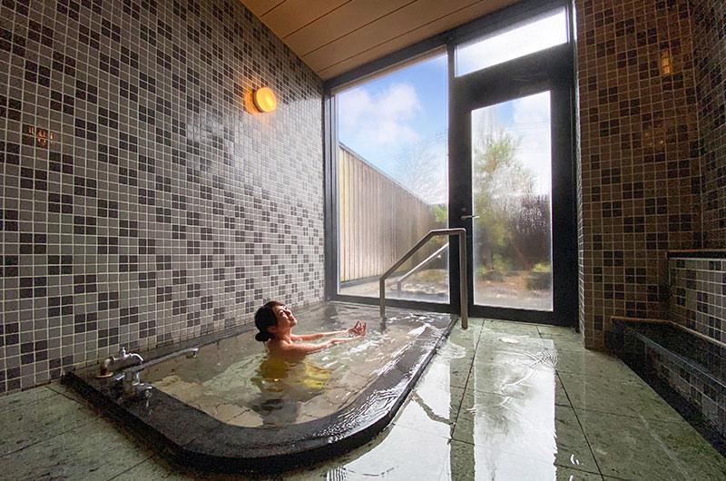 鰐の湯 かわせみ 家族風呂