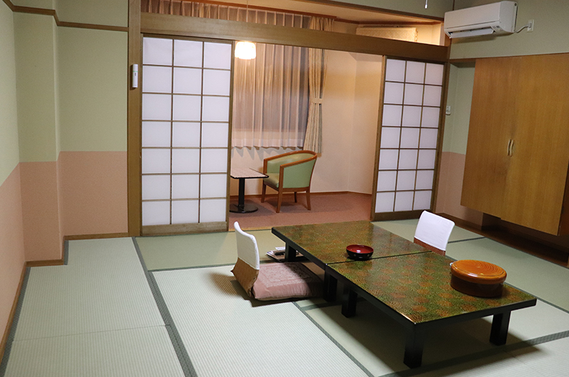 松風苑 客室