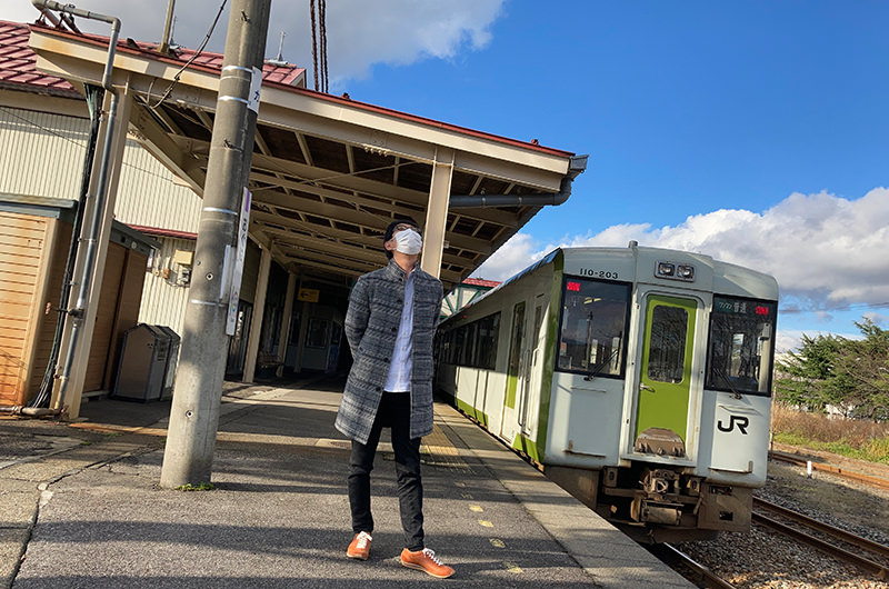 ローカル線好きにはたまらない!米坂線&山形鉄道フラワー長井線ハシゴ旅