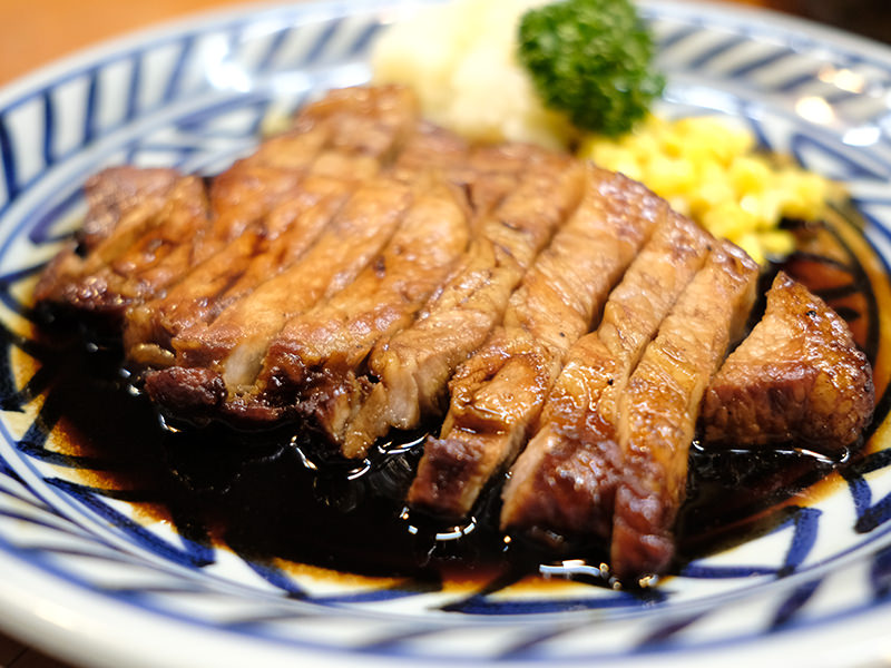 三味焼(しょうゆ味)ロース