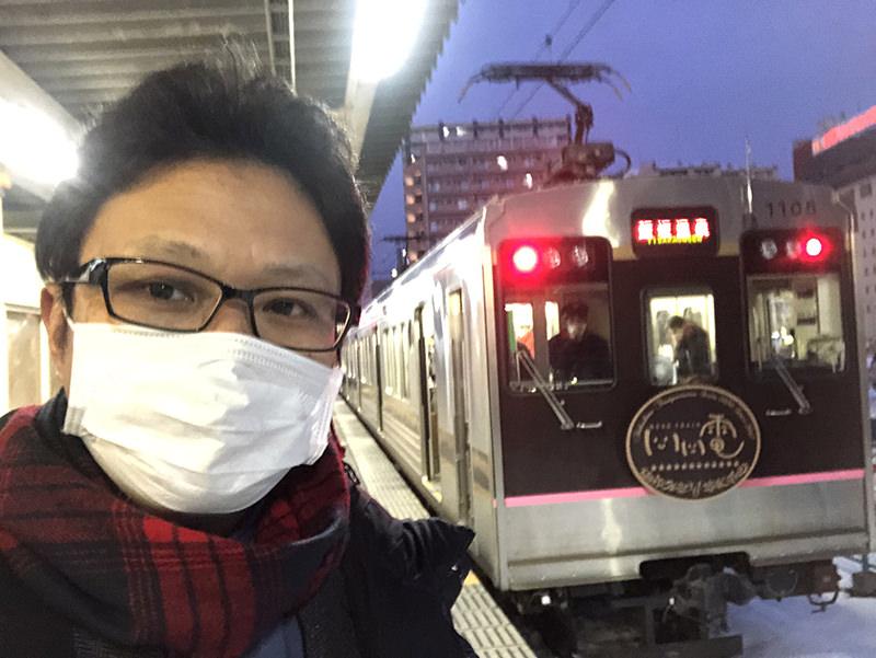 福島駅 飯坂線