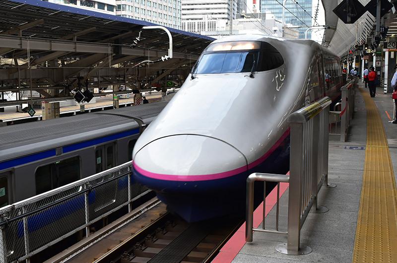 東北新幹線やまびこ