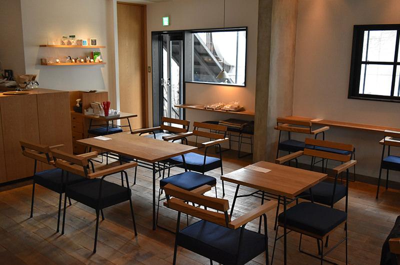 カフェ ハヴント ウィー メット -オーパス-店内