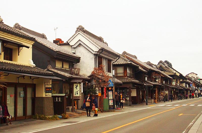 蔵造りの建物