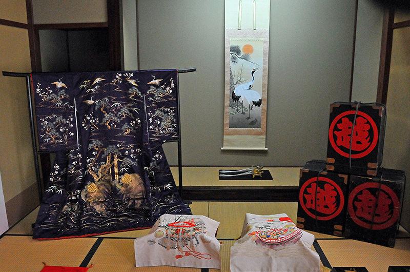 金沢市老舗記念館 展示