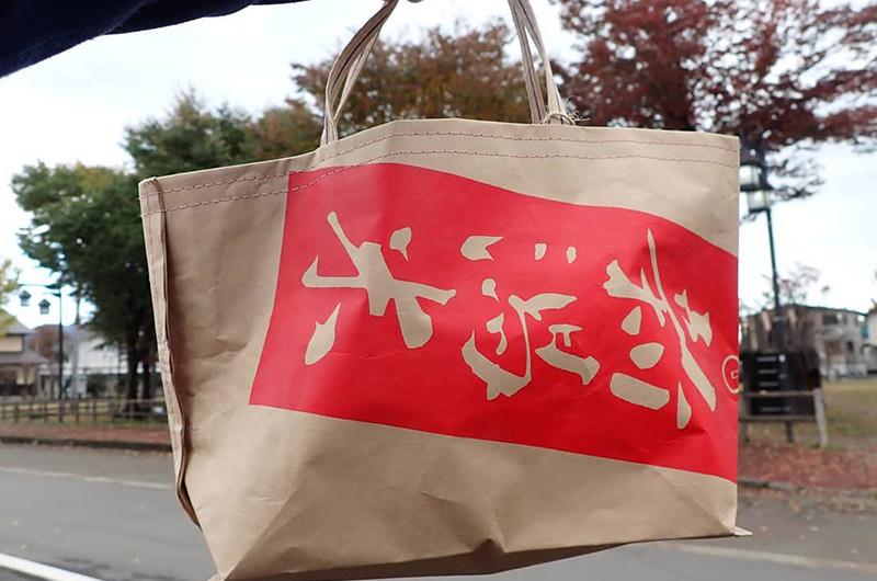 珍しい米袋バッグ!?旅のついでに買いたい個性派エコバッグ5選