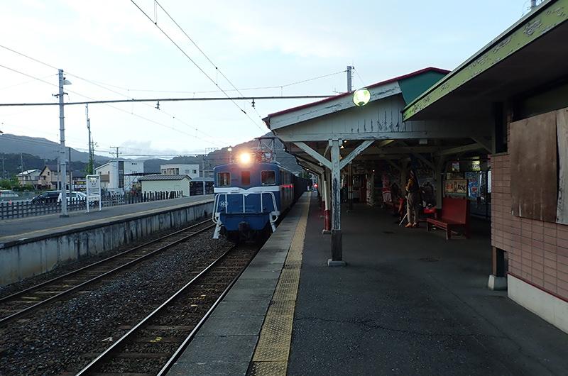 秩父鉄道で一番古いデキ100形