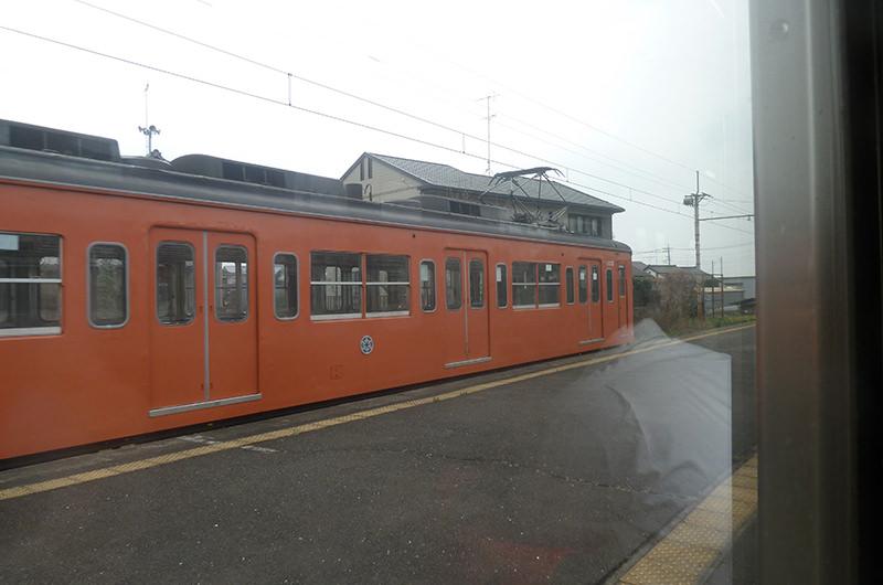 現在は引退した1000系列車