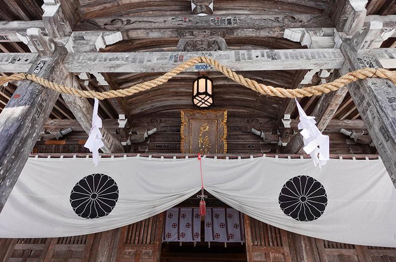 戸隠神社 中社