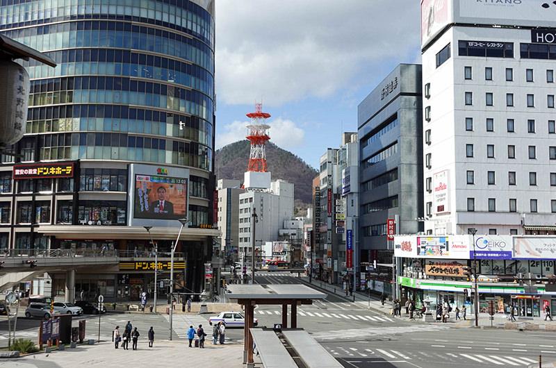 長野駅 駅前