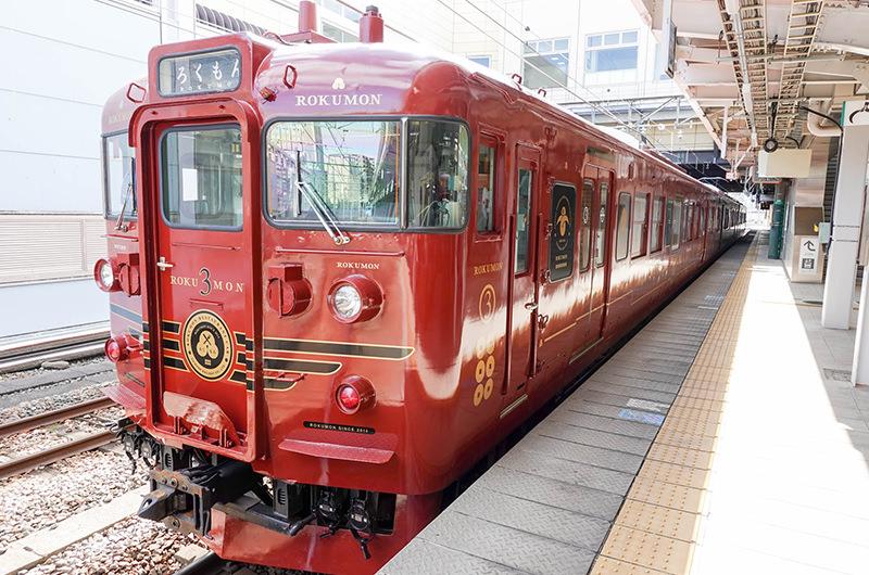 信州の景色と旬を満喫!しなの鉄道「ろくもん」で行く観光列車旅