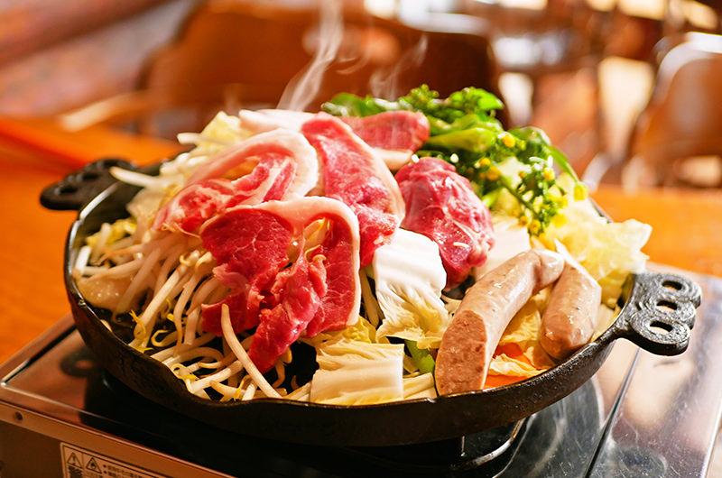 山形【肉旅】自家飼育のジンギスカン、地鶏そば、馬肉寿司を堪能