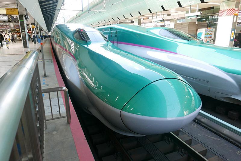 東北新幹線 なすの