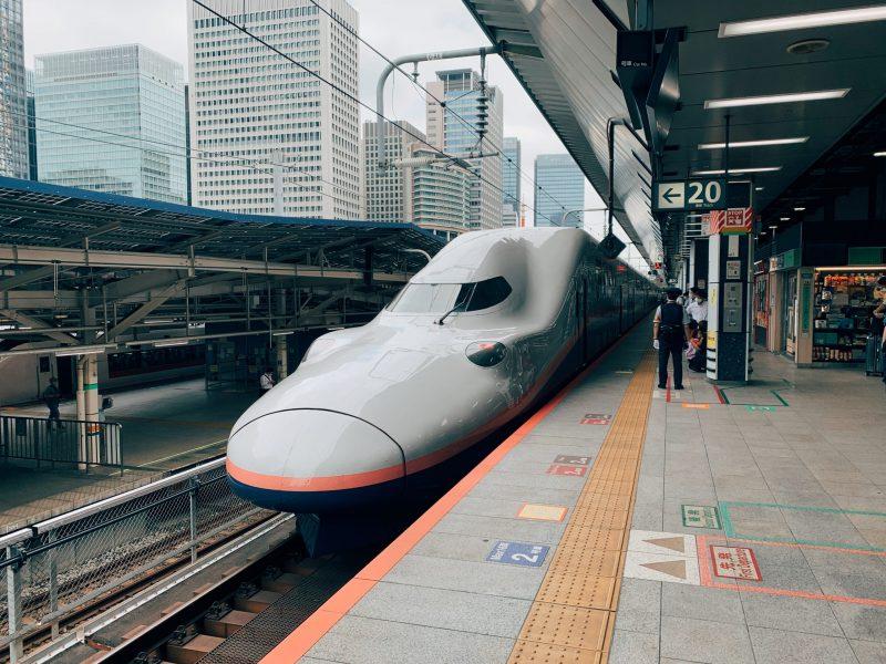 新幹線 とき