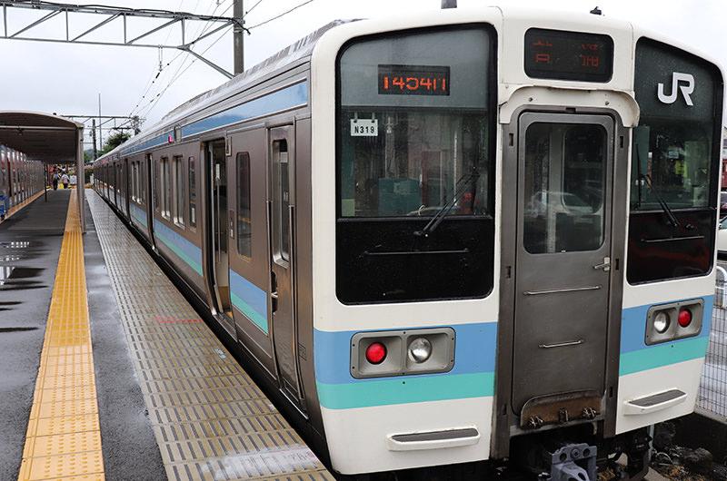 富士急行線 河口湖駅