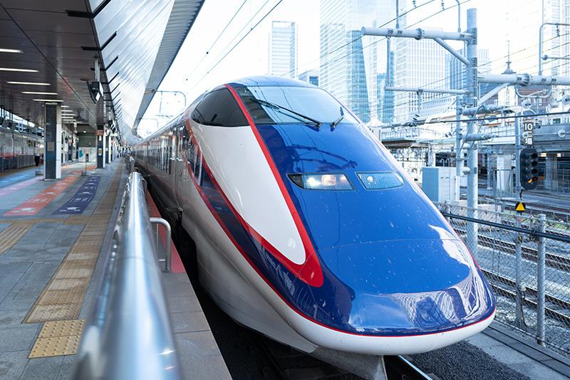 東北新幹線「つばさ」