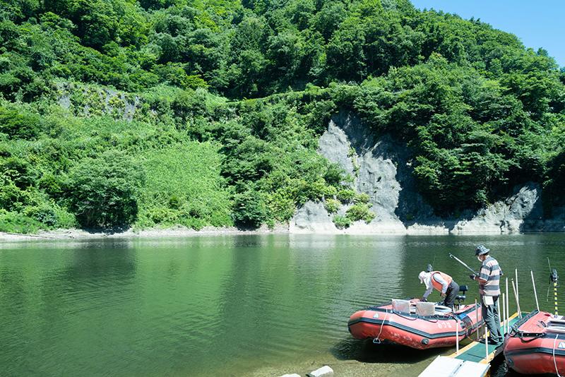 長井ダム/ながい百秋湖
