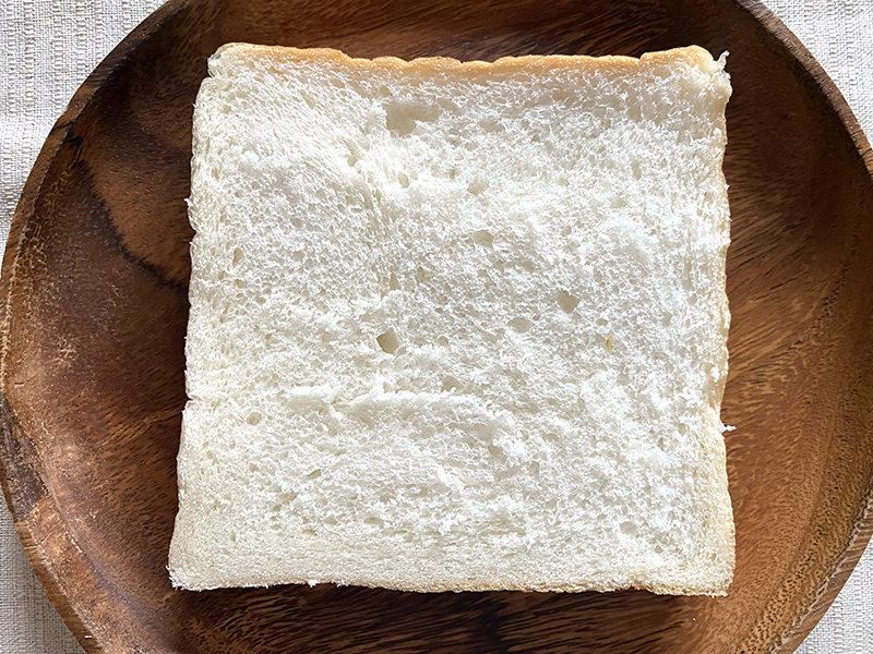 秋田キャッスルホテルの生食パン