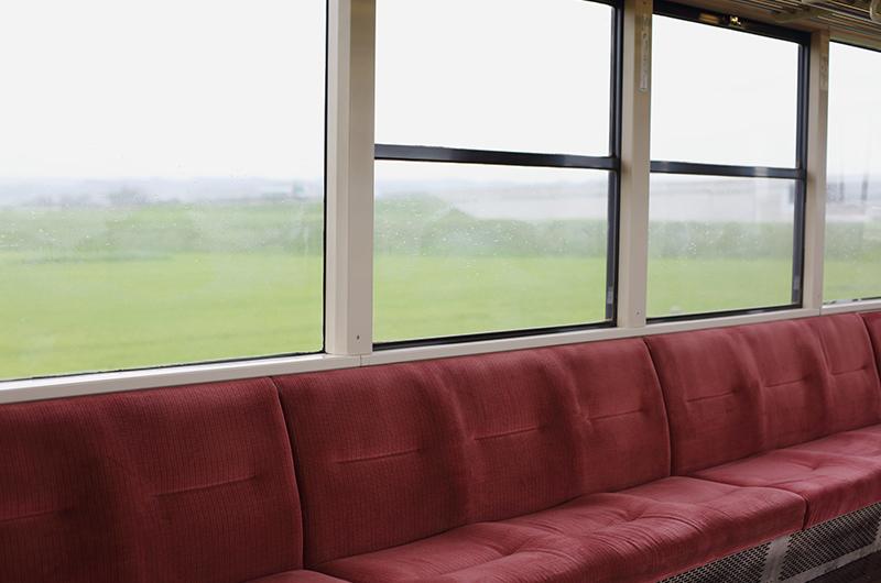 東北本線 車窓